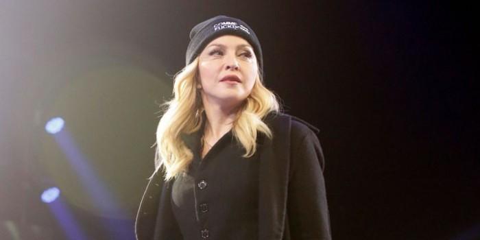 Мадонна пообещала минет каждому, кто проголосует за Клинтон