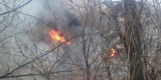На месте взрыва дома в Волгограде обнаружили погибшего