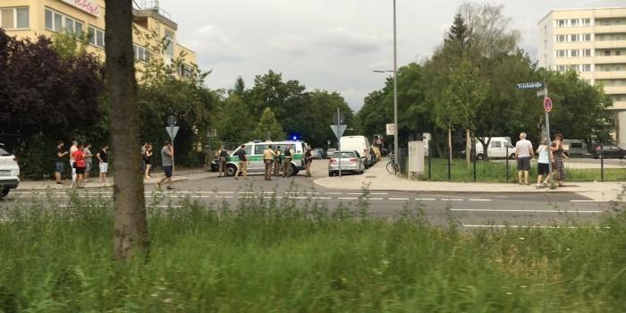 СМИ сообщают о стрельбе в Мюнхене, есть убитые