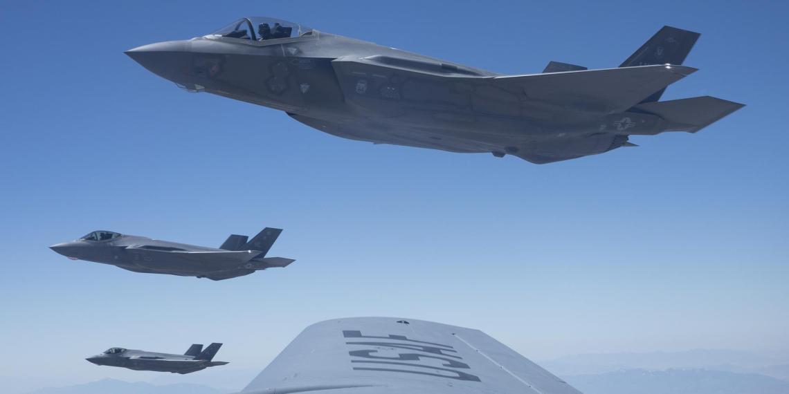 Польша закупит у США истребители F-35 на $4,6 млрд