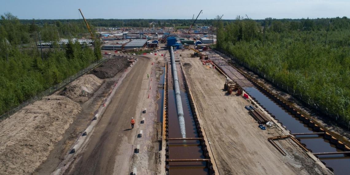В Германии намерены оперативно ввести в эксплуатацию Северный поток - 2