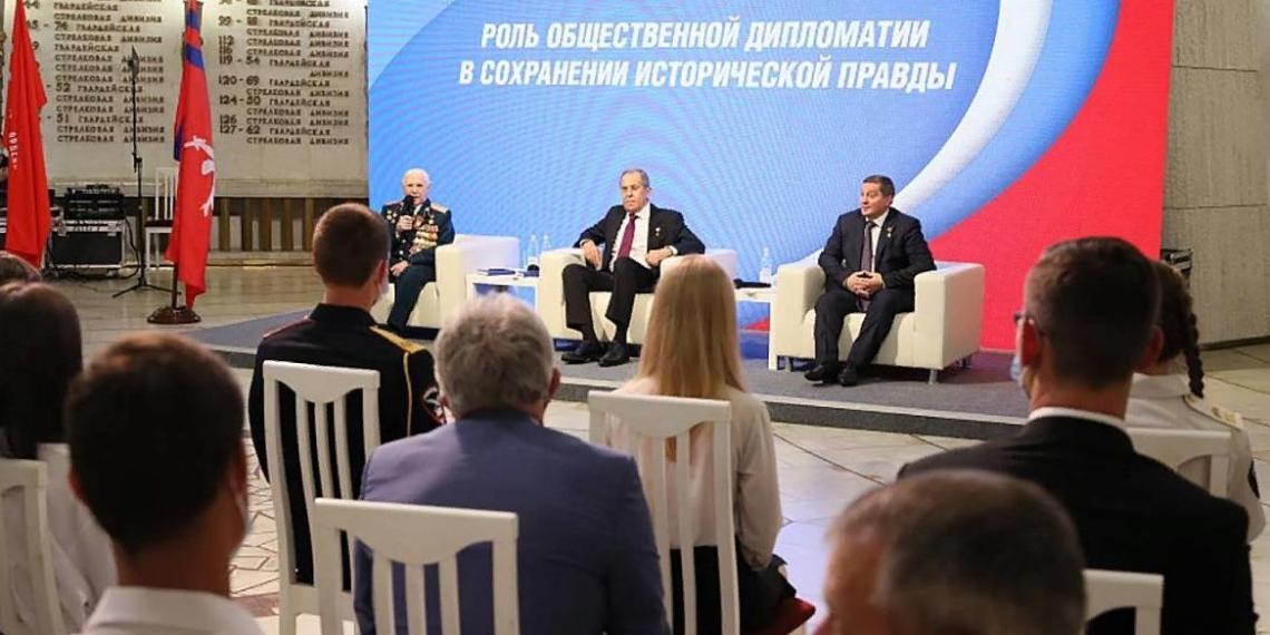 Сергей Лавров: Россия вернула себе достоинство на международной арене