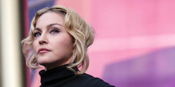 Мадонна через суд заставила сына встретить с ней Новый Год
