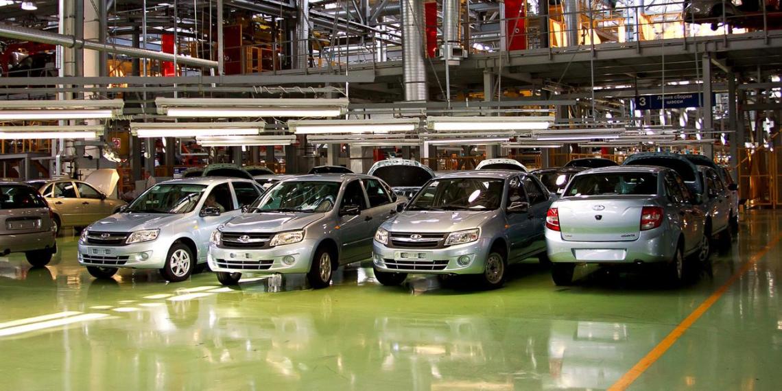 Продажи Lada в Евросоюзе упали до нескольких десятков машин