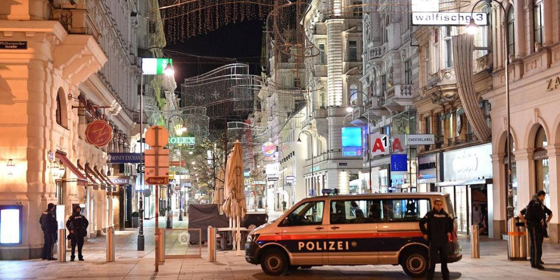 Убитый в Вене террорист в июле задерживался властями