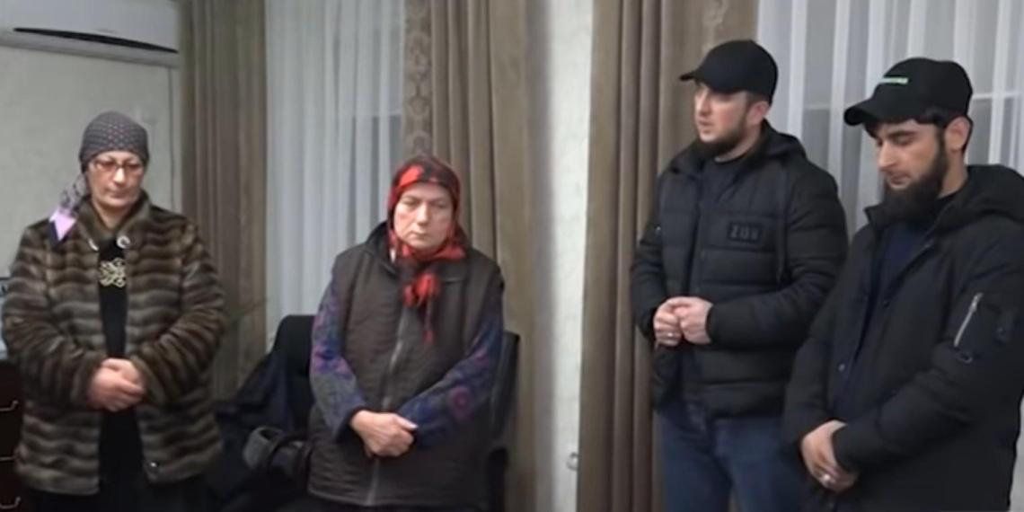В Чечне детей заставляют извиняться за обвиняемых в колдовстве родителей