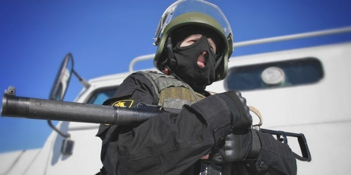 Предполагаемые убийцы московского полицейского ликвидированы в Калмыкии