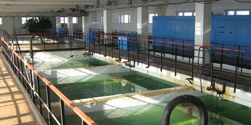 В Ростовской области 7 человек погибли от отравления на очистных сооружениях