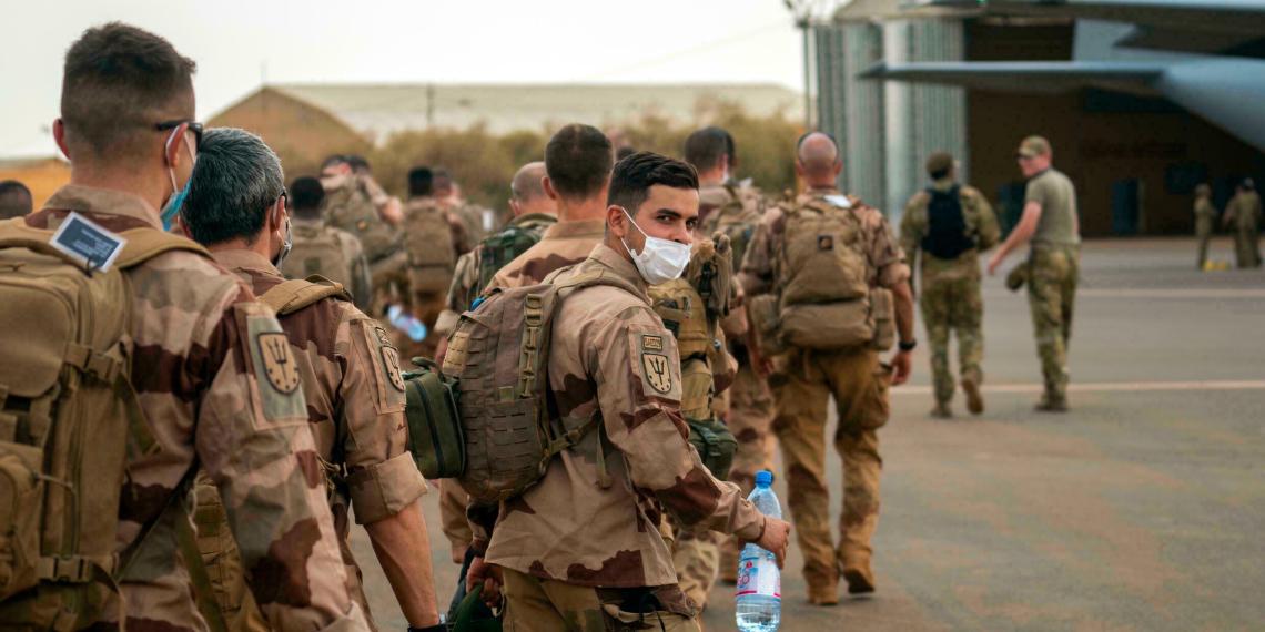 Франция и Германия пригрозили уйти из Мали из-за появления там российских ЧВК