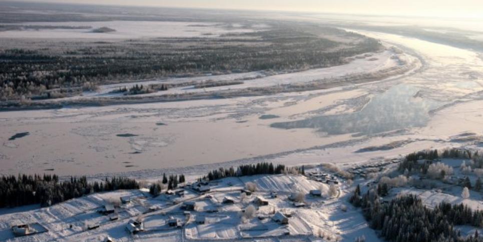 Российские ученые разработали мини-ГЭС для Арктики
