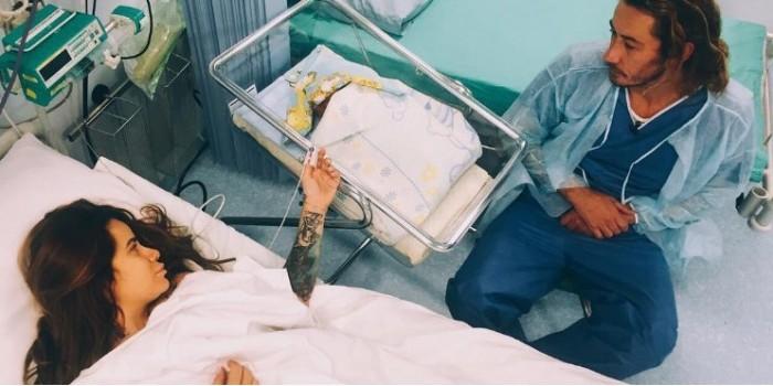 Айза Анохина родила второго сына на глазах у тысяч зрителей