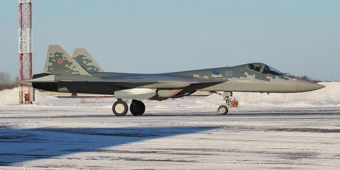 В США заявили об отсутствии светлого будущего у Су-57