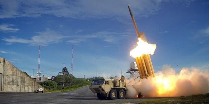 США начали разворачивать в Южной Корее систему THAAD
