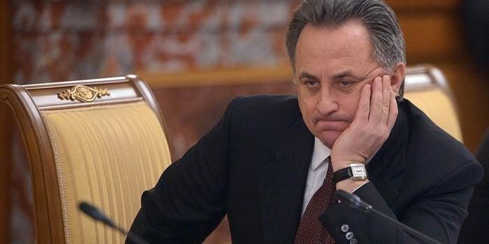 Мутко призвал чиновников согласовывать свои интервью иностранным СМИ