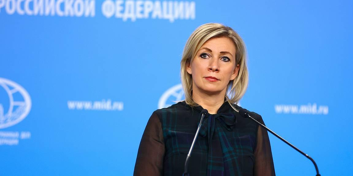 Захарова предложила Боррелю бить свои яйца вместо белорусских