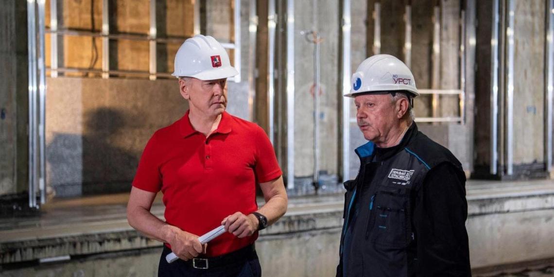Москва готовится к запуску 10 станций метро