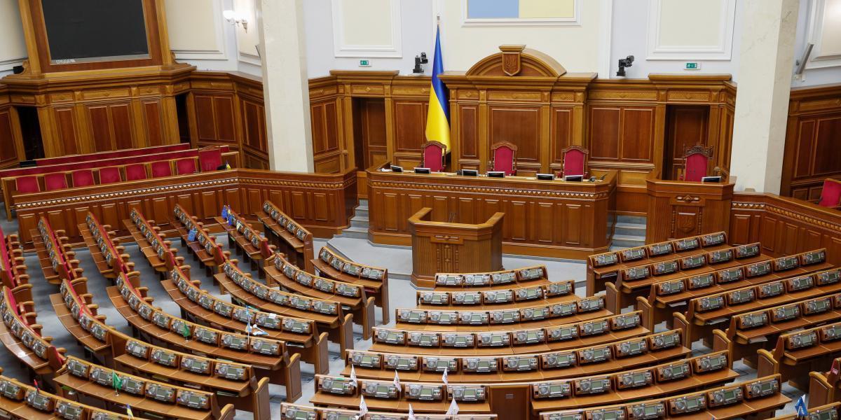 Новая украинская Рада хочет сильнее надавить на Россию