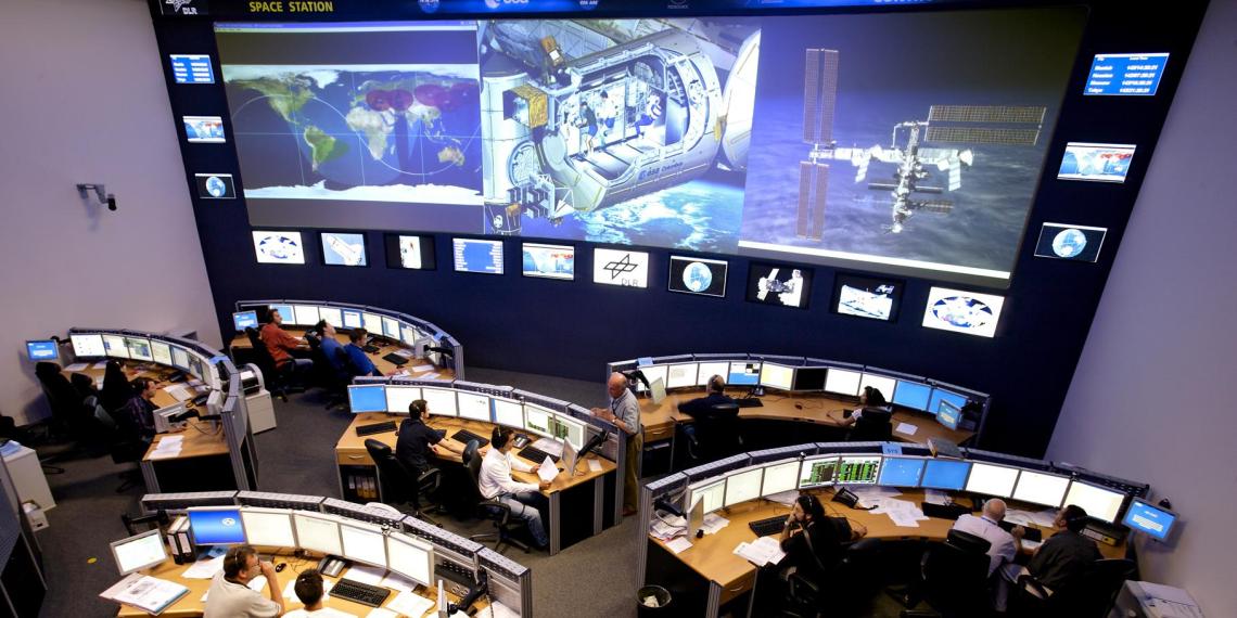 Германия создала центр космических операций бундесвера