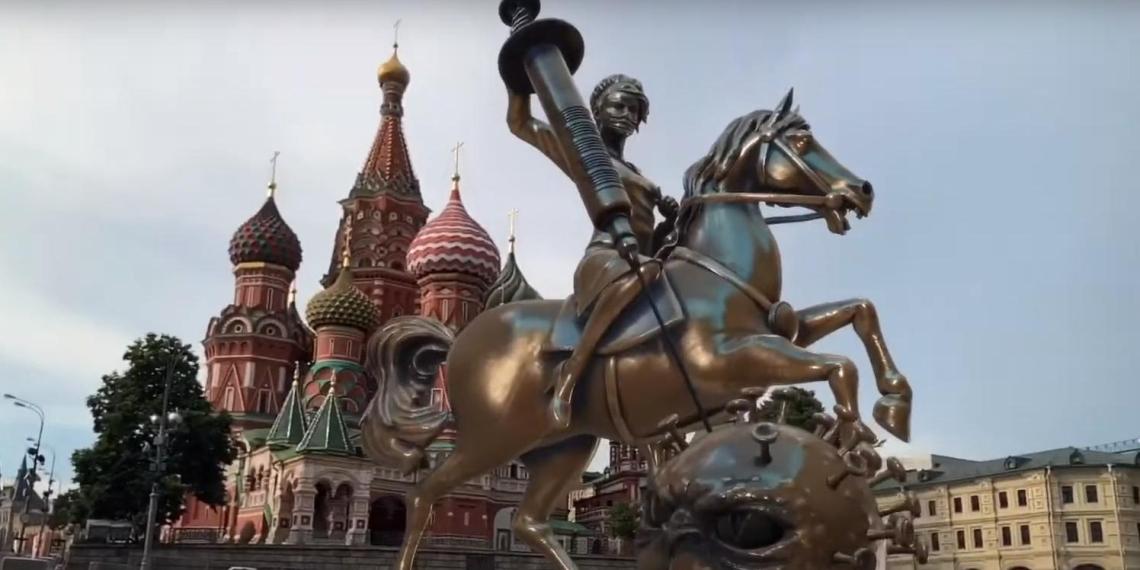 В Москве создали виртуальный монумент в честь российских врачей, побеждающих коронавирус