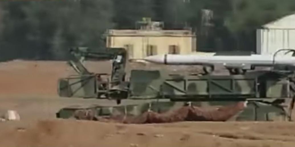 Появились первые кадры последствий удара коалиции по Сирии