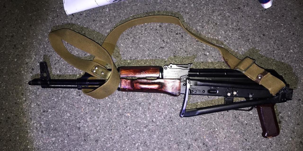 В Киевской области подросток отобрал у ветерана АТО автомат и расстрелял его