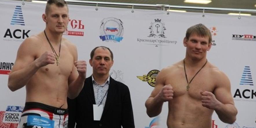 Боец MMA Волков призвал власти Белоруссии отпустить Кудина