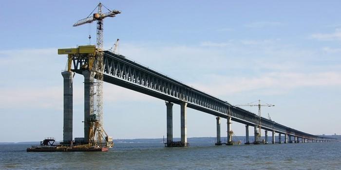 Названа окончательная стоимость Крымского моста