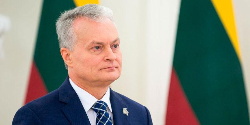 Президент Литвы составил список требований к России