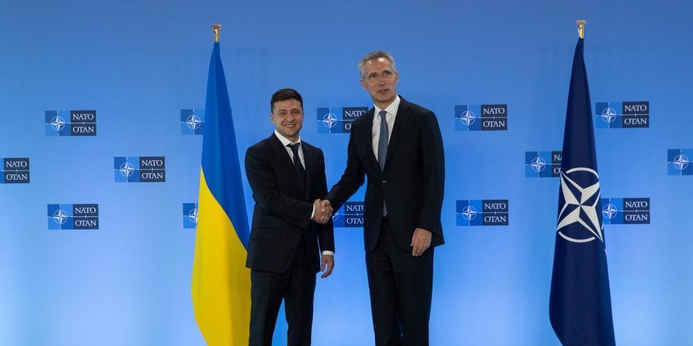 Украина захотела стать ключевым союзником США на Черноморье