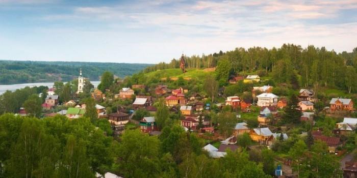 10 самых маленьких городов России