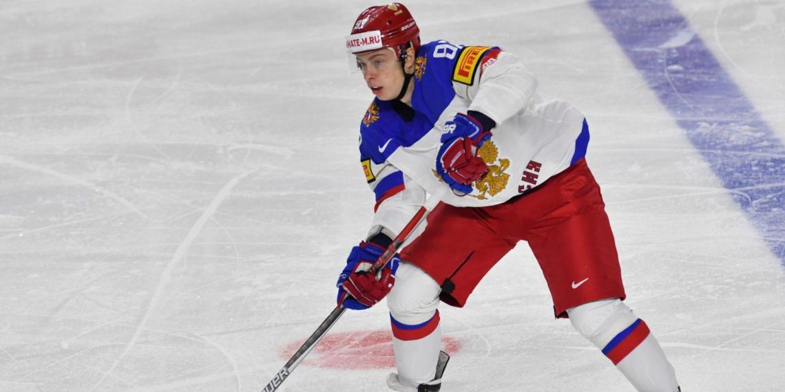 """Американские фанаты назвали """"мешком с мусором"""" российского игрока НХЛ"""