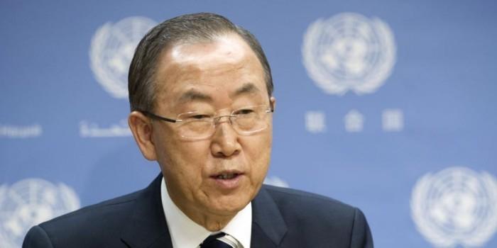 Генсек ООН может приехать в Москву на юбилей Победы