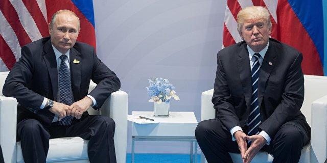 СМИ: Путин и Трамп готовятся к встрече в Вене