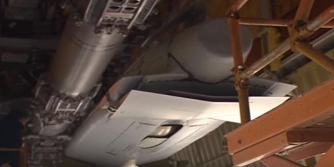 На кадрах Минобороны из Сирии заметили новую крылатую ракету
