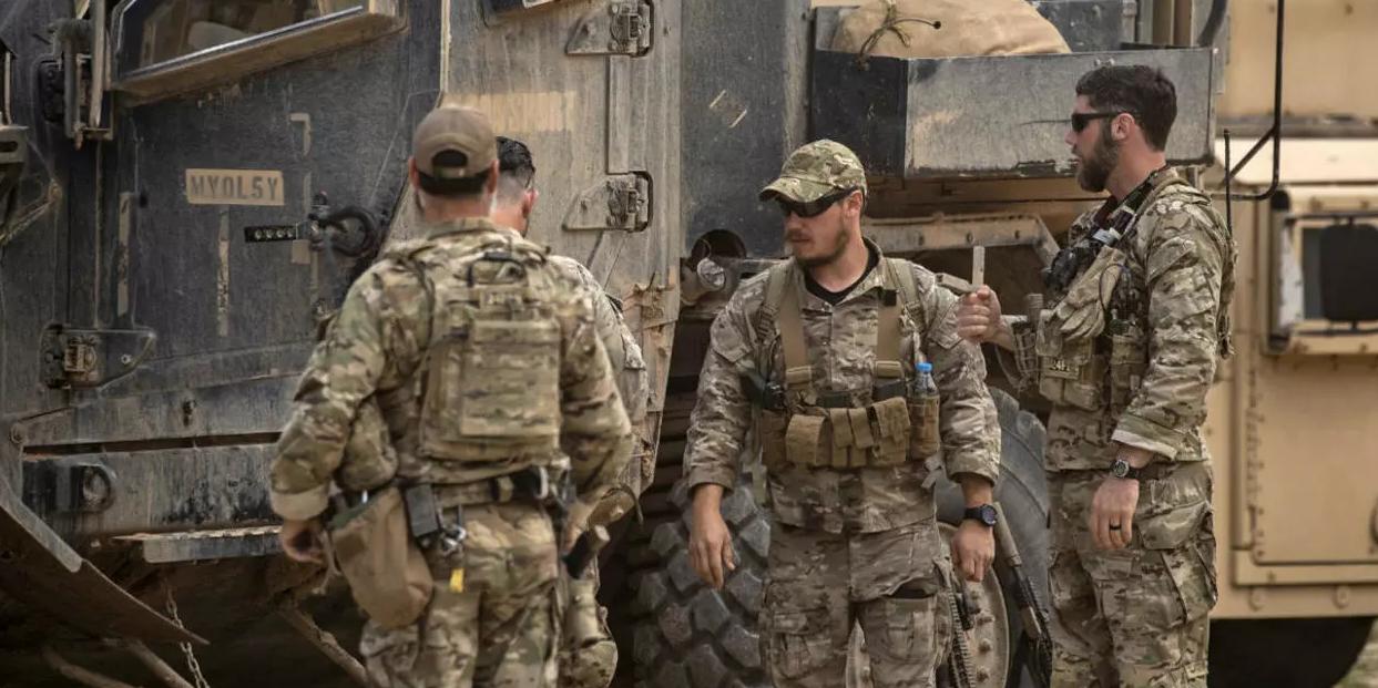 Пентагон объяснил симптомы ОРВИ у нескольких солдат в Сирии российской атакой направленной энергии