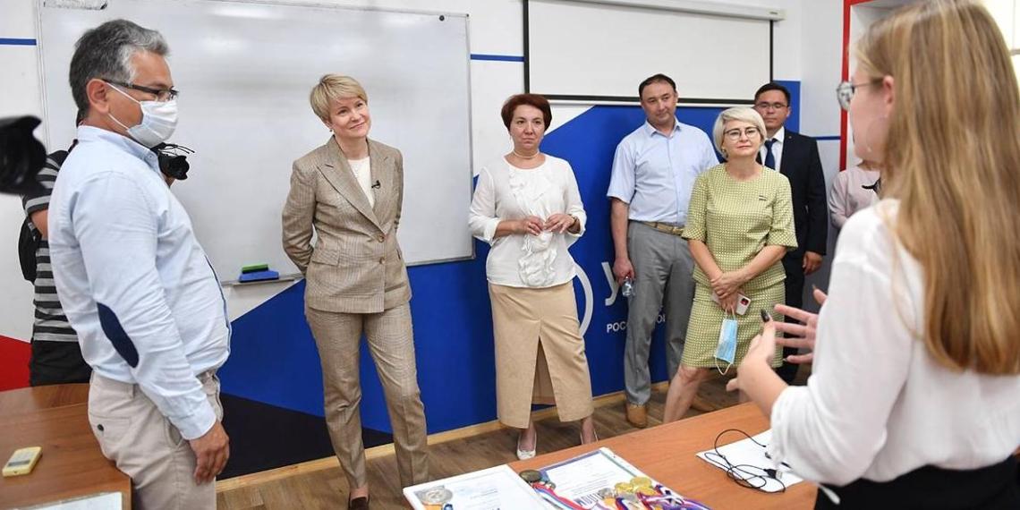Елена Шмелева: гимназия № 140 в Уфе будет модернизирована в ускоренном порядке