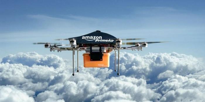 Amazon застроит города ульями для своих пернатых дронов