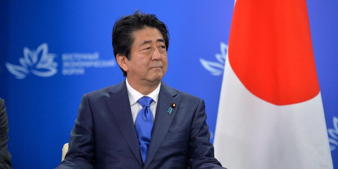 Япония отказалась приезжать в Россию на День Победы 3 сентября из-за Курил