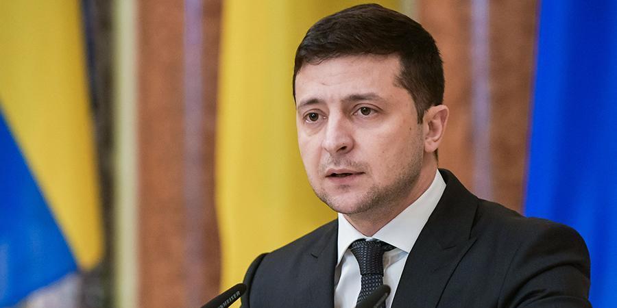 Зеленский описал полномасштабный конфликт Украины с Россией