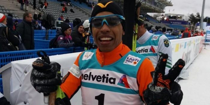Венесуэльскому лыжнику предложили тренироваться с русскими паралимпийцами