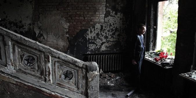 Украина депортировала итальянского журналиста за статьи о трагедии в Одессе