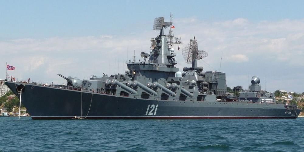 Флагман Черноморского флота вновь вступит в строй через месяц
