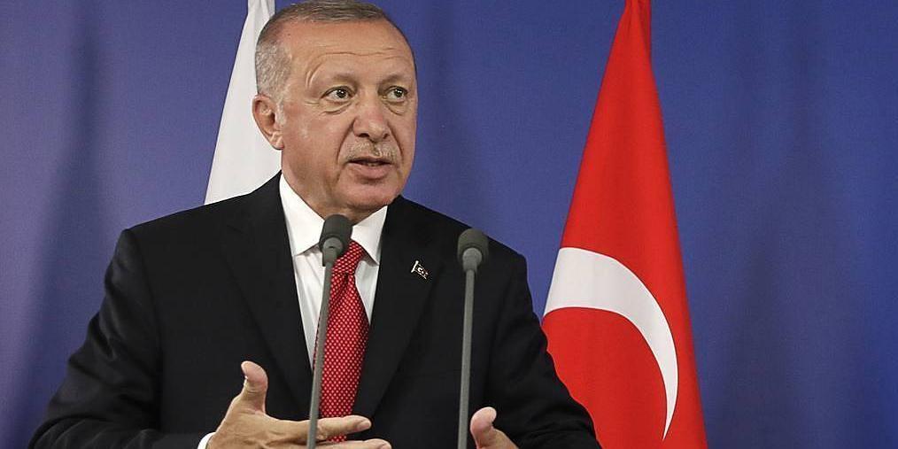 Эрдоган отказался обострять отношения с Россией