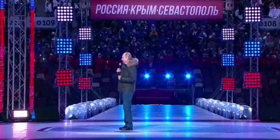 Путин назвал любовь к Родине свойством генов русского народа