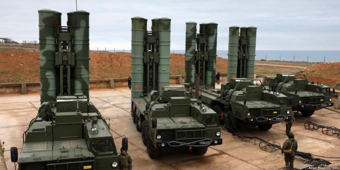 Россия и Турция договорились о поставке второго полка С-400