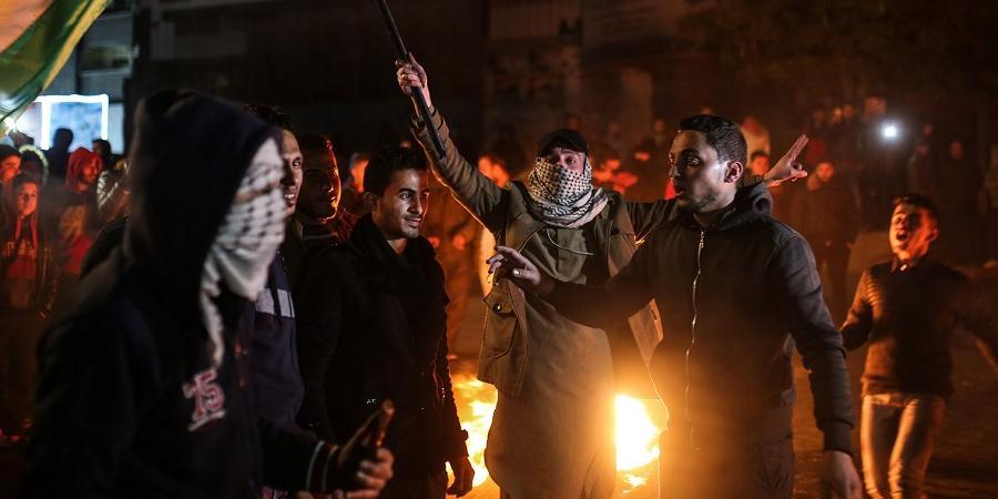 Военные Израиля застрелили двоих палестинцев в секторе Газа