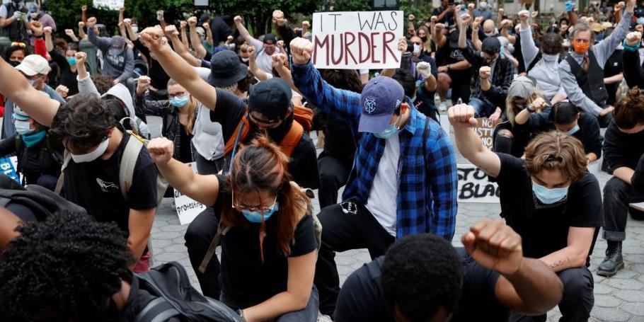 Жизни черных важны: как далеко зашли американцы в покаянии перед темнокожими