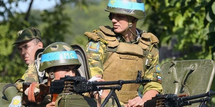 Россия обратилась к Молдавии с просьбой отказаться от идеи вывода миротворцев