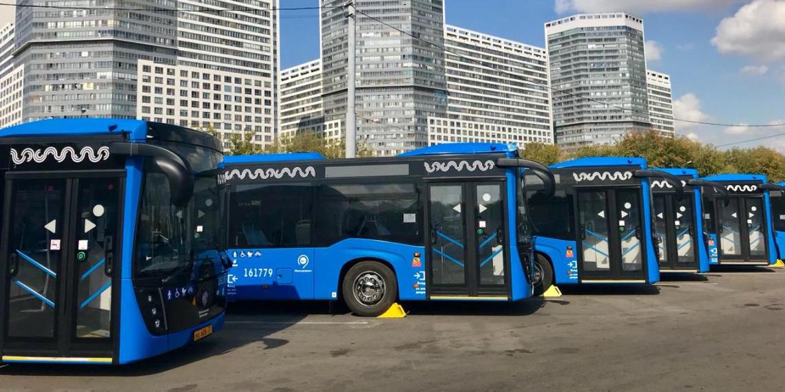 """""""КамАЗ"""" планирует выпускать водородные грузовики и автобусы"""