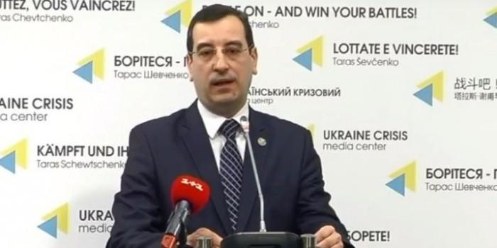 Киев заявил о подготовке Россией авиаударов по территории Украины